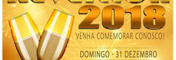 Prefeitura convida para Réveillon 2018 na Praça Belarmino Essado