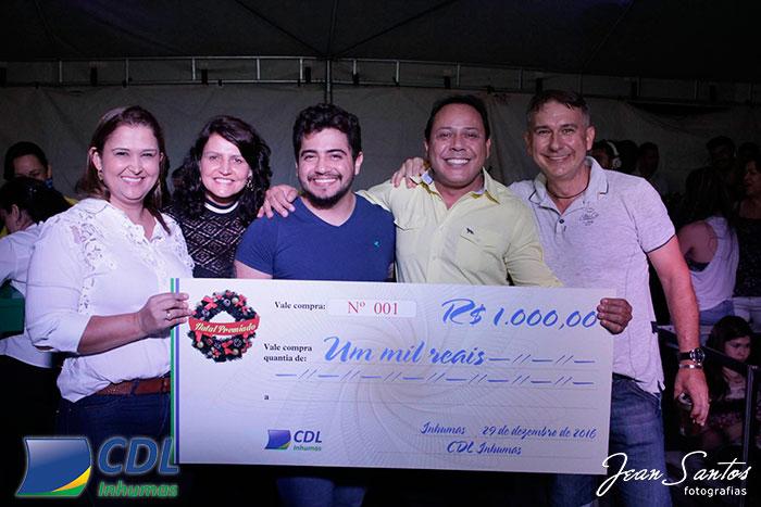 Natal Premiado CDL Inhumas 2016 - Foto 9
