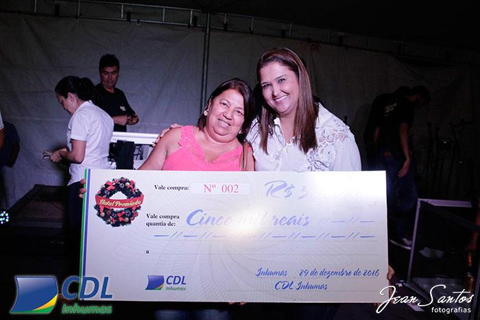 Natal Premiado CDL Inhumas 2016 - Foto 16